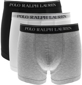 Ralph Lauren Underwear 3 Pack Boxer Shorts
