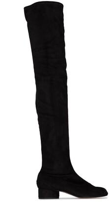 Maison Margiela Tabi 30mm thigh-high boots