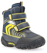 Geox Toddler Boy's 'Gulp' Waterproof Sneaker Boot
