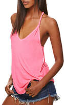 Free People Relaxed Racerback Tank