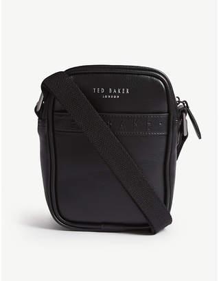 Ted Baker Logo leather bag