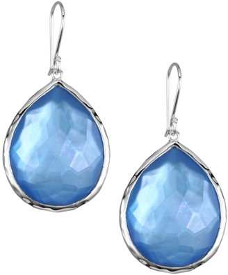 Ippolita Wonderland Sterling Silver & Doublet Teardrop Earrings