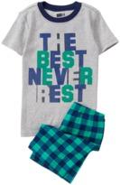 Crazy 8 The Best 2-Piece Shortie Pajama Set