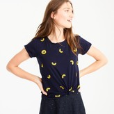 J.Crew Beaded lemons T-shirt