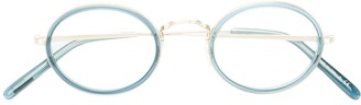 Oliver Peoples Round Shaped Glasses