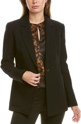Lafayette 148 New York Nazelli Wool Jacket