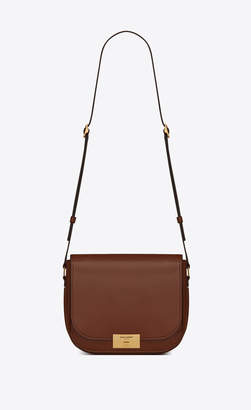 Rive Droite Betty Betty Satchel In Smooth Leather Deep Moka Onesize