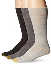 Gold Toe Men's Performance Newport 3-Pack Sock