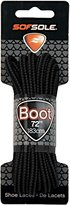 Sof Sole Wax Round Boot Lace 72