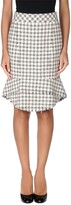 Alexander Wang Knee length skirts - Item 35339691