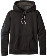 Patagonia Women's Outline Text Logo PolyCycle® Hoody