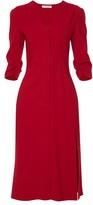 Altuzarra Aimee stretch-cady dress