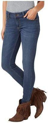 Wrangler Retro Mid-Rise Skinny Mae Jeans (Taylor) Women's Jeans