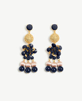 Ann Taylor Fireball Statement Earrings