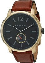 Coach Men's Bleecker - 14602082 Black Watch