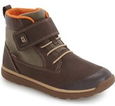 Stride Rite 'M2P Barclay' High Top Boot (Toddler & Little Kid)