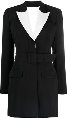 Jonathan Simkhai Belted Blazer Dress