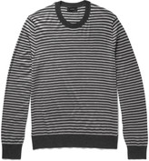 Joseph - Striped Merino Wool Sweater
