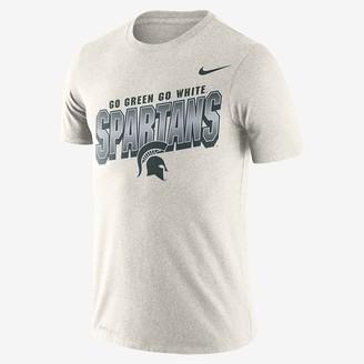 Nike Men's T-Shirt College Dri-FIT (Michigan State)