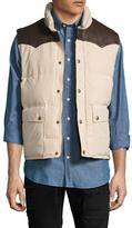 Gant Faller Down Puffer Vest