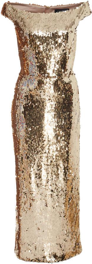 bb98f5c2 Saloni Off The Shoulder Dress - ShopStyle