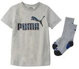 Puma Boys' 2pc Shirt & Sock Set.