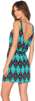 Vix Paula Hermanny Anita Shift Dress