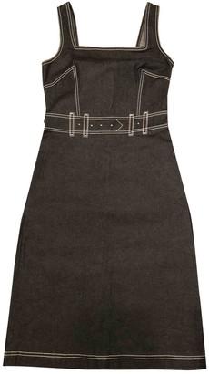 Philosophy di Alberta Ferretti Navy Denim - Jeans Dress for Women