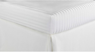 Peacock Alley Duet Fitted Sheet - White Cal King