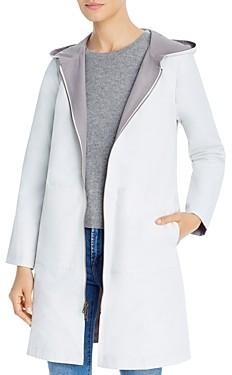Eileen Fisher Petites Reversible Hooded Jacket