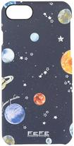 fe-fe galaxy print iPhone 6 case - unisex - Plastic - One Size