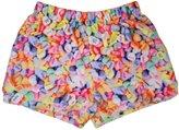 ISCREAM - Youth Girl's Conversation Hearts Plush Shorts