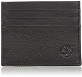 Timberland Tb0m5177, Men's Credit Card Case, Nero, 1x8x10 cm (W x H L)