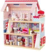 Kid Kraft Chelsea Dollhouse with Furniture