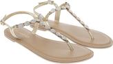 Accessorize Romona Diamante Sandals