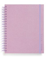 ban.do Lilac Glitter Large Planner