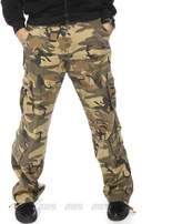 Homme Pantalon Militaire Kaki Militaire Pantalon Kaki rhtsdCQ