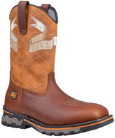 Timberland Men's Ag Boss Waterproof Square Soft Toe Boot