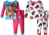 Nickelodeon Paw Patrol 4 Piece Cotton Set (Baby) - Multicolor - 24 Months