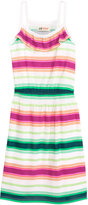 H&M Jersey Dress - White/striped - Kids
