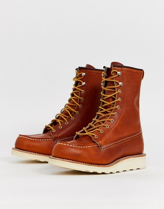 Red Wing Shoes 8inch Classic Moccasin toe Boot