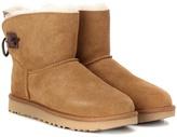 UGG Adoria Tehuano fur-lined suede boots