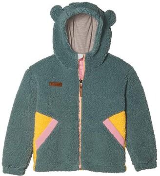 Obermeyer Shay Sherpa Jacket (Toddler/Little Kids/Big Kids) (Sage) Kid's Jacket