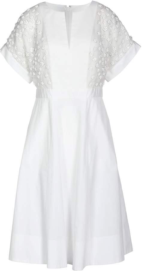 ee956da2afc J.Crew White Dresses - ShopStyle