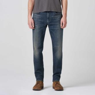 DSTLD Slim Jeans in Three Year Dark Blue