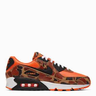 Nike Air Max 90 Orange Camo sneakers
