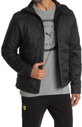 Puma Insulated Zip Front Racing Jacket