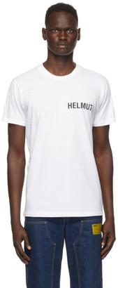 Helmut Lang White Glowcore Standard T-Shirt