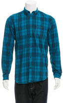 Marc by Marc Jacobs Plaid Button-Up Shirt w/ Tags