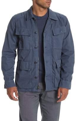 Save Khaki Twill Fatigue Jacket